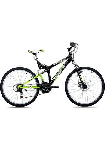 BERGSTEIGER Kalnų dviratis »Buffalo« 18 Gang Shima...