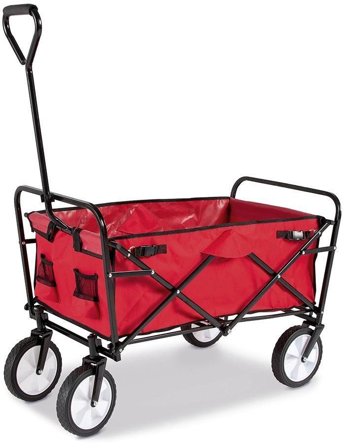 Kindermarke Klappbollerwagen, »Speedy, Rot«