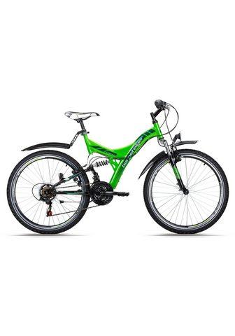 BERGSTEIGER Kalnų dviratis »Memphis« 21 Gang Shima...