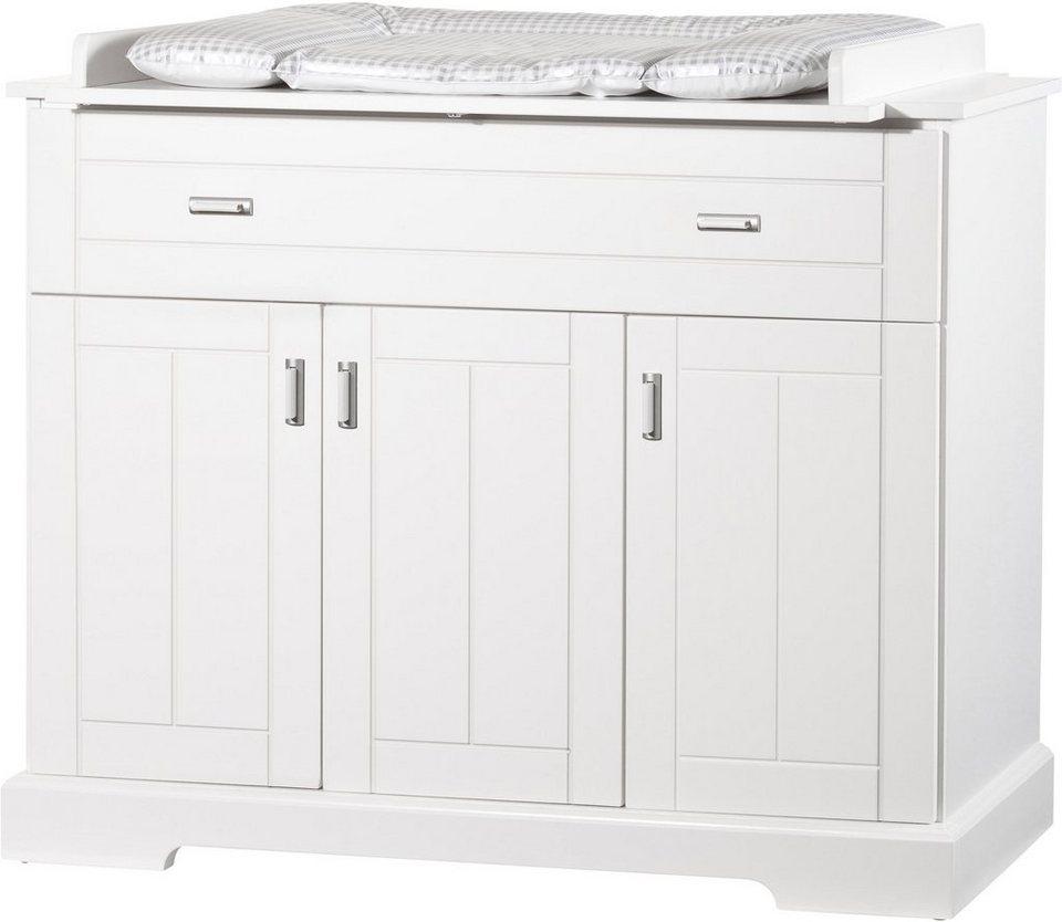 geuther wickelkommode cottage online kaufen otto. Black Bedroom Furniture Sets. Home Design Ideas