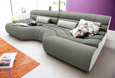 TRENDMANUFAKTUR Big-Sofa