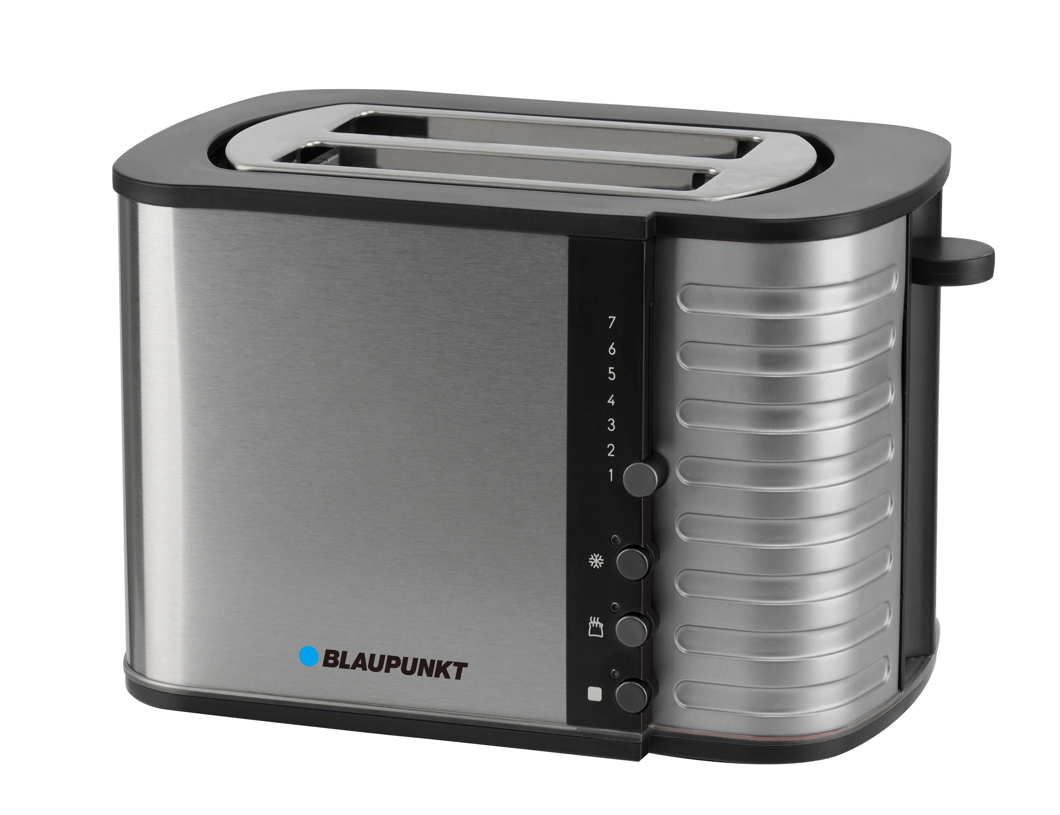 Blaupunkt Toaster, 2 Scheiben, 870 W »TSS801SS«