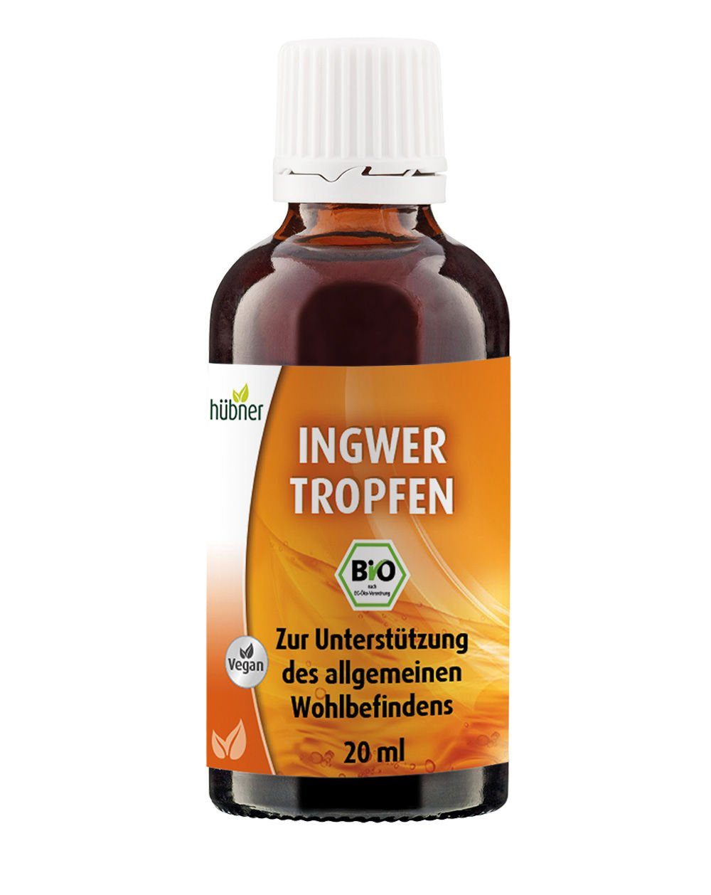 Anton Hübner GmbH & Co. KG Trinksaft »Ingwer Tropfen«