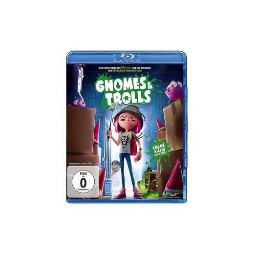 BLU-RAY Gnomes & Trolls
