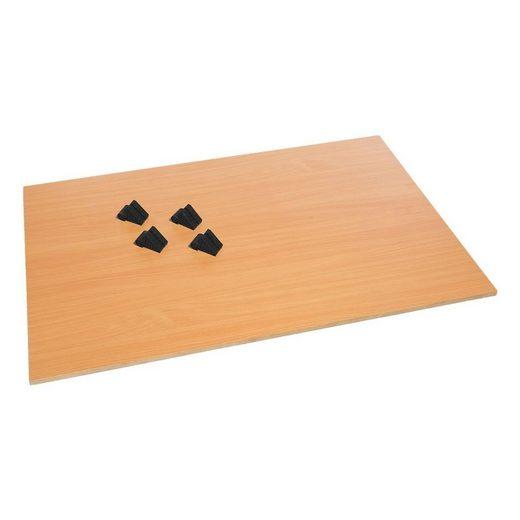 ROLLCART Etagenboden 98x70 cm Holz-Ladefläche