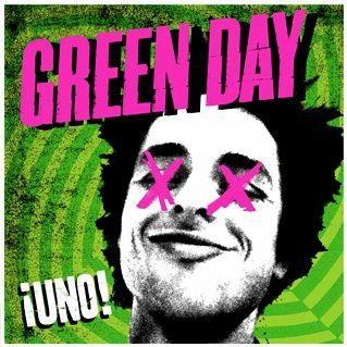 Audio CD »Green Day: Uno!«