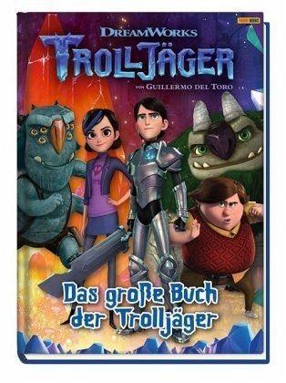 Gebundenes Buch »Trolljäger: Das große Buch der Trolljäger«