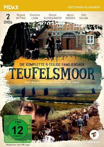 DVD »Teufelsmoor (2 Discs)«