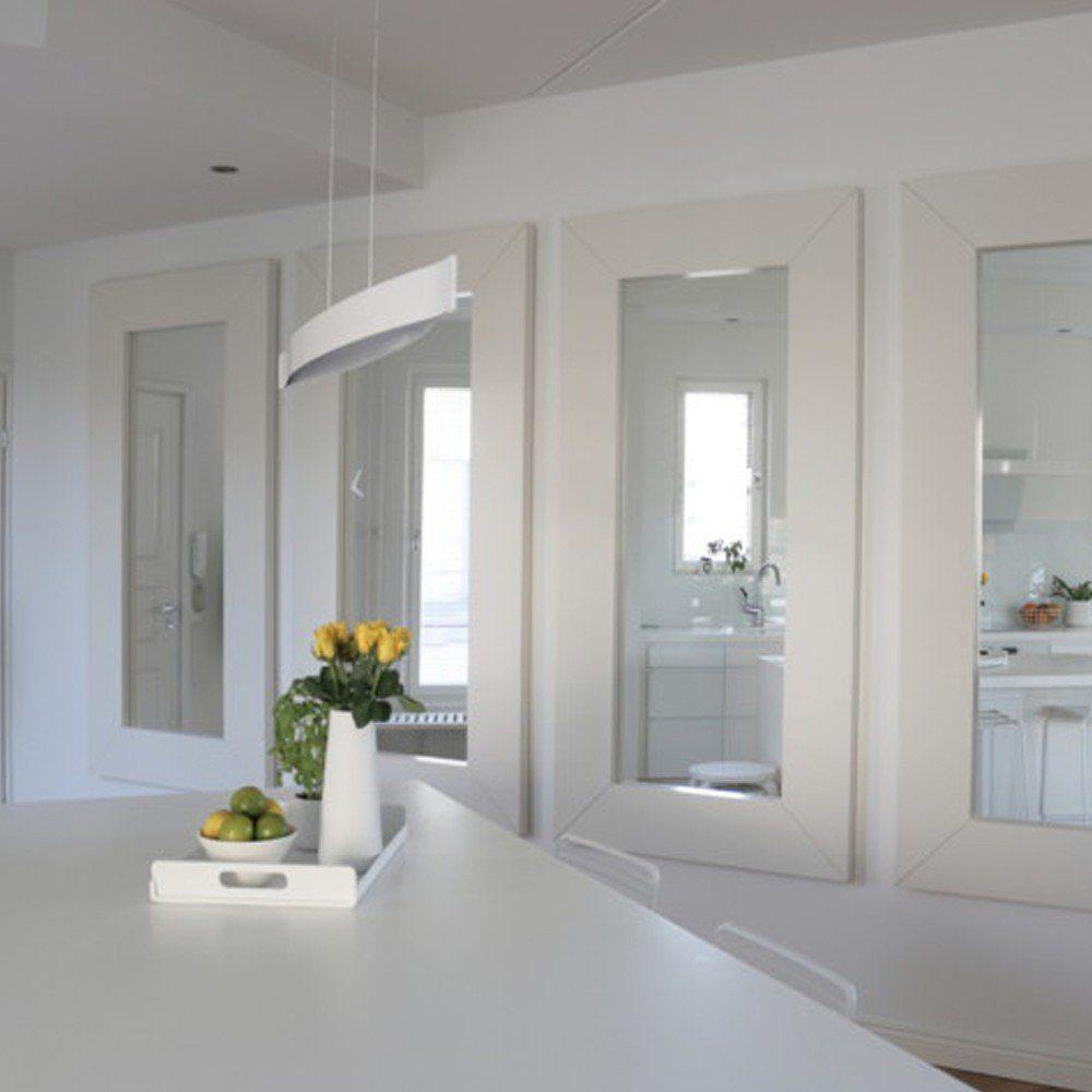 Licht-Trend Hängeleuchte »Fore LED in Weiss«
