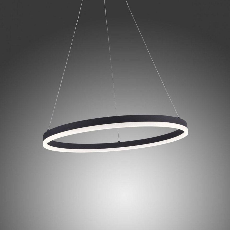 Licht-Trend Hängeleuchte »Ring M LED dimmbar über Schalter Ø 60 ...