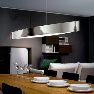 Licht-Trend Hängeleuchte »Fore LED in Chrom«