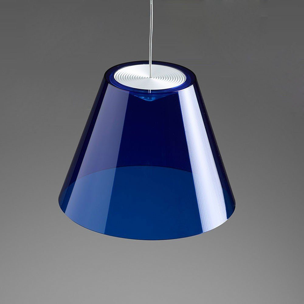 Rotaliana LED-Pendelleuchte »Dina Ø 20 cm Blau«