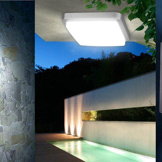 Licht-Trend Deckenleuchte »Fabu LED für Innen und Aussenbereich«