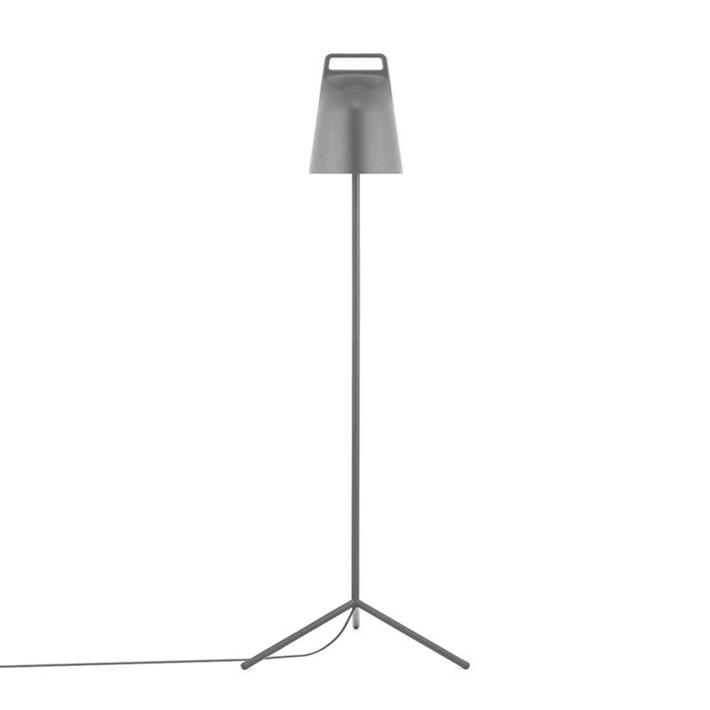 Normann Copenhagen LED Dreibeinleuchte »Stage 122cm 11W 2800-3200K Grau«