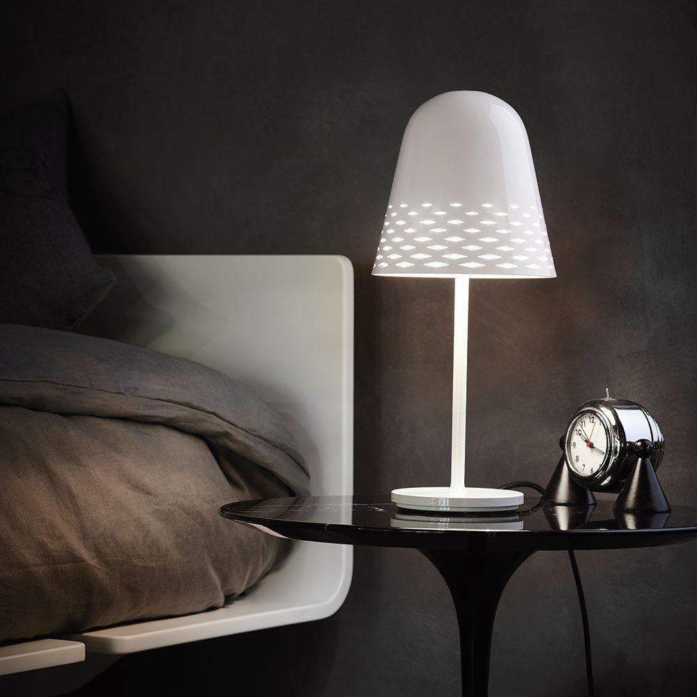 Rotaliana Tischlampe »Capri 40 cm Weiss«