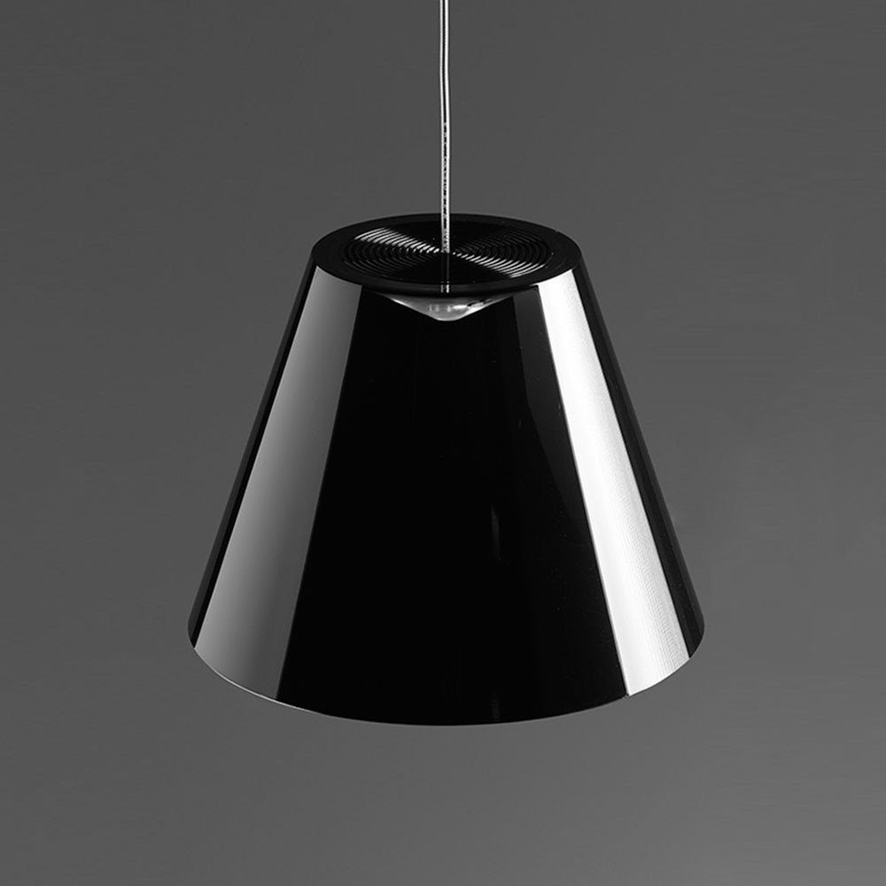 Rotaliana LED-Pendelleuchte »Dina Ø 20 cm Schwarz«