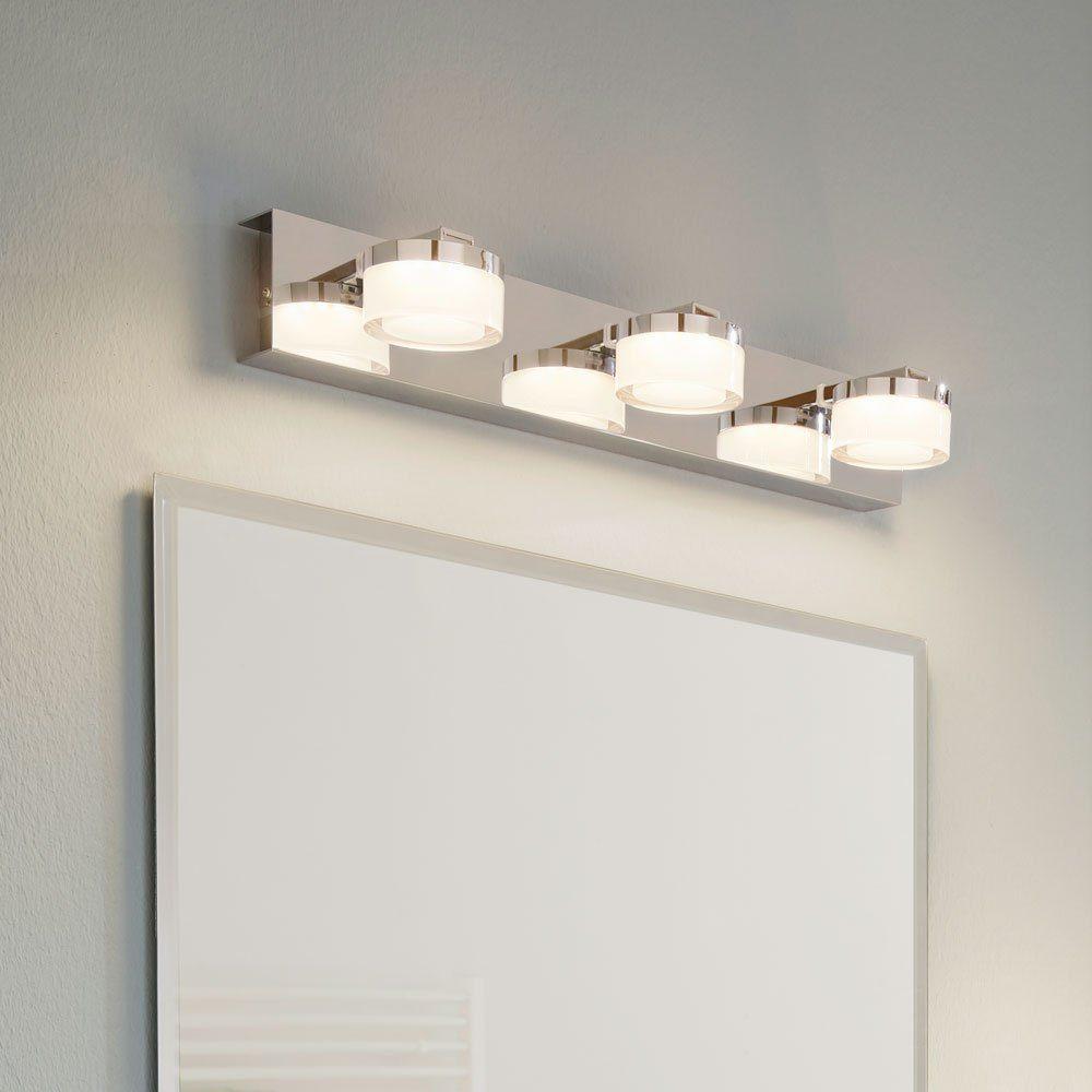 Licht-Trend Wandleuchte »Puck LED mit 3 satinierten Köpfe«