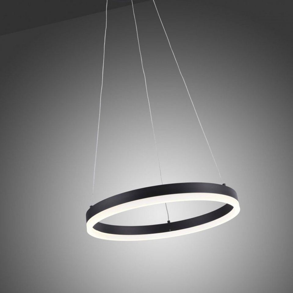 licht trend h ngeleuchte ring s led dimmbar ber schalter 40 online kaufen otto. Black Bedroom Furniture Sets. Home Design Ideas