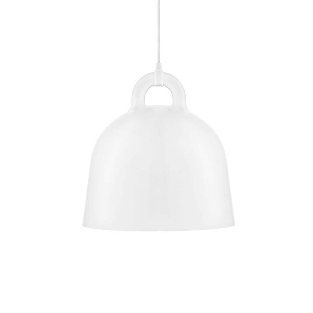 Normann Copenhagen Pendelleuchte »Bell M Ø 42cm Weiss«