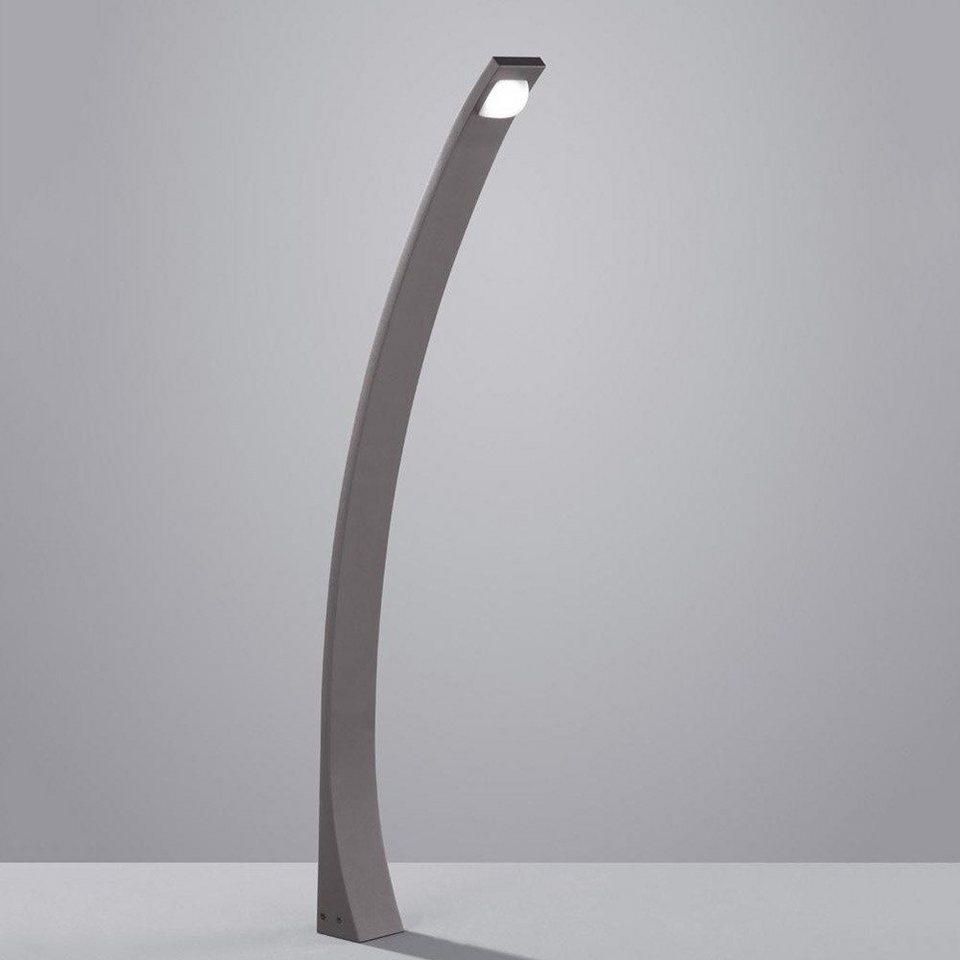 Licht Trend Aussen Stehleuchte Reed L Led 100cm 360 Lumen