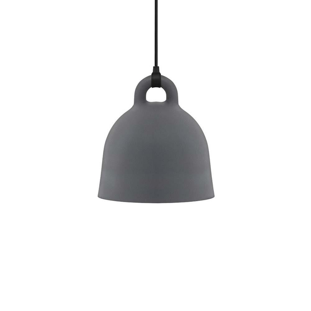 Normann Copenhagen Pendelleuchte »Bell S Ø 35cm Grau«