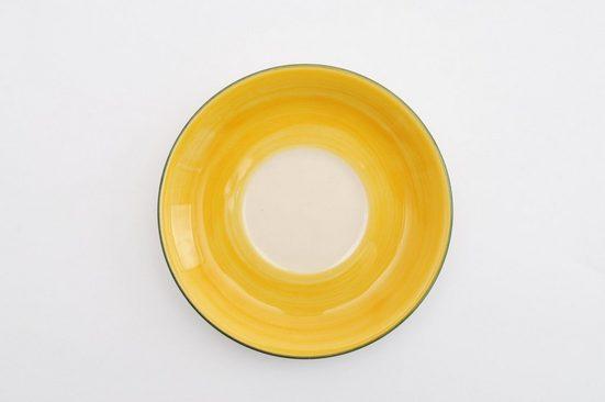 Zeller Keramik Untertasse »Kornfeld«