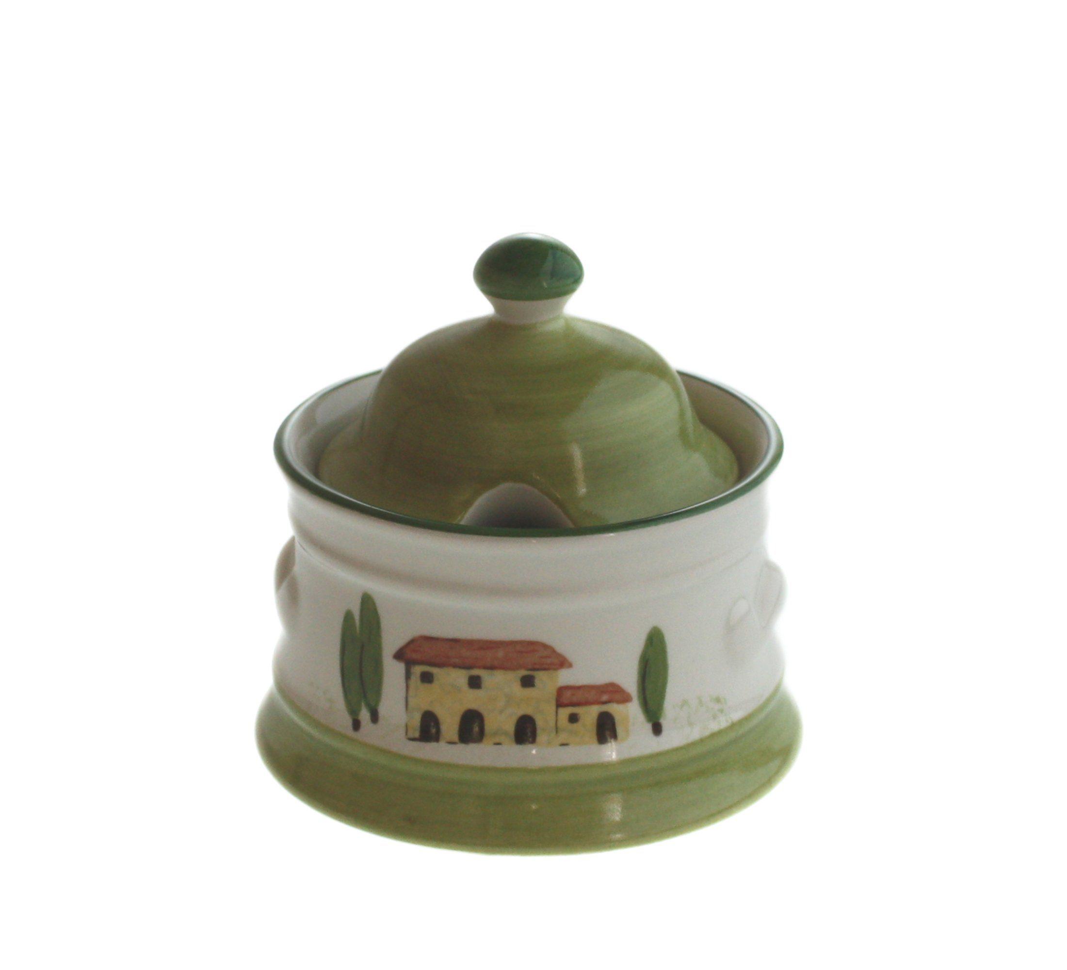 Zeller Keramik Zuckerdose »Bella Toscana«