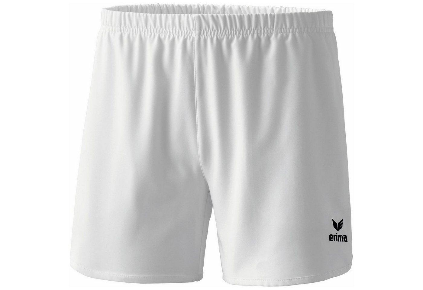 Erima Tennisshorts Damen   Sportbekleidung > Sporthosen > Tennisshorts   Weiß   Ab - Polyester   Erima