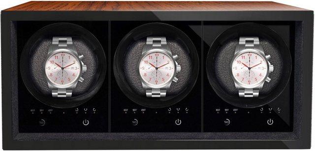 Boxy Uhrenbeweger »Boxy BLDC Safe 03, 309263« | Uhren > Uhrenbeweger | Braun | Boxy