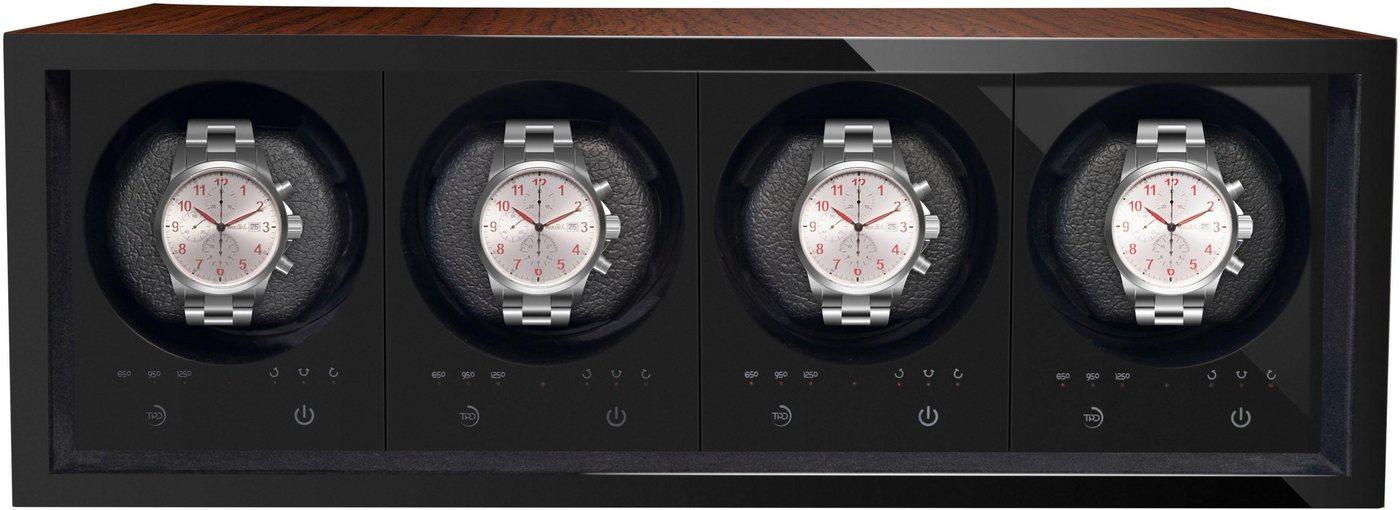 Boxy Uhrenbeweger »Boxy BLDC Safe 04, 309264« | Uhren > Uhrenbeweger | Braun | Boxy