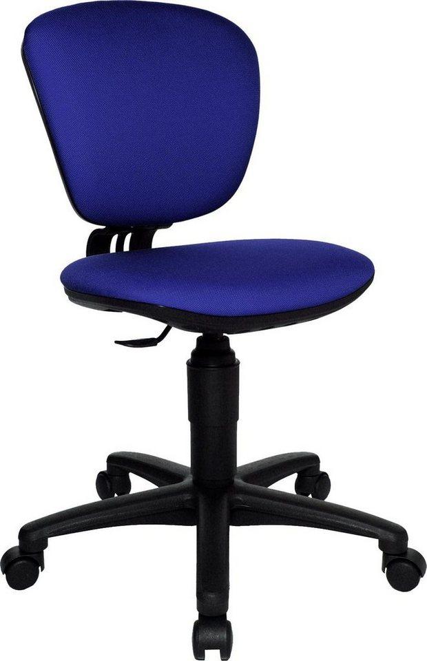Bürostühle - TOPSTAR Kinder Jugenddrehstuhl »High Kid« » blau  - Onlineshop OTTO