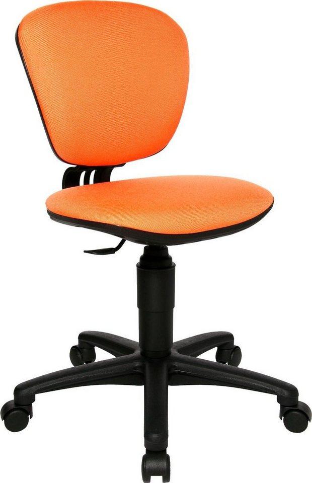 Bürostühle - TOPSTAR Kinder Jugenddrehstuhl »High Kid« » orange  - Onlineshop OTTO