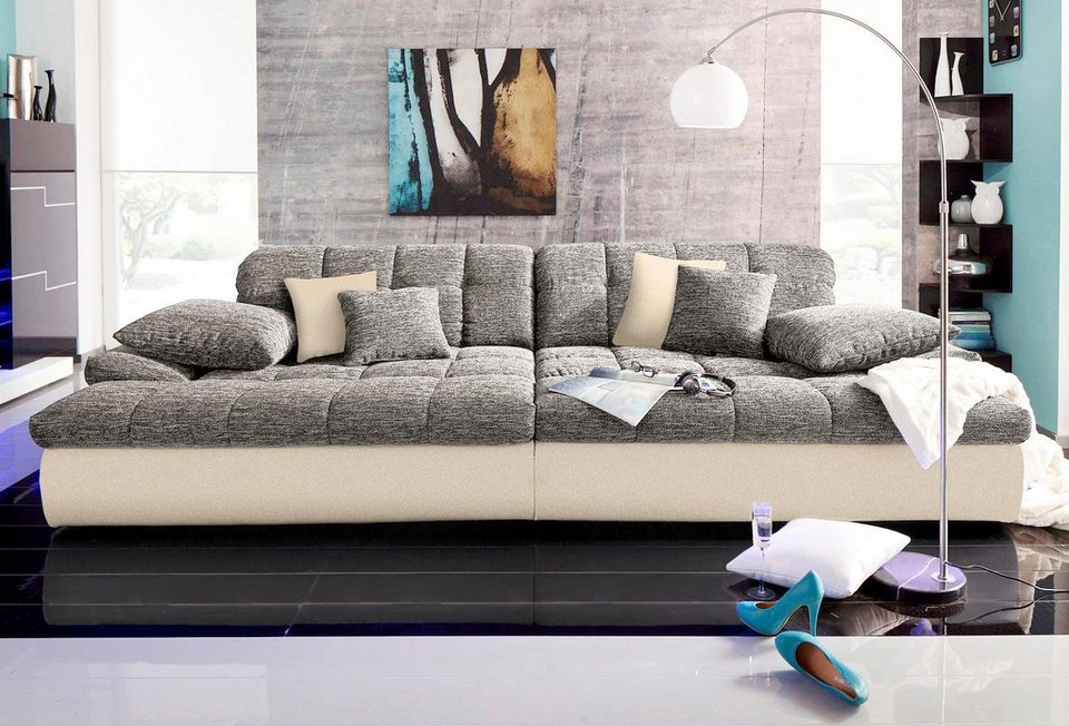 big sofa creme fabulous lounge piece sectional with leftfacing chaise beige with big sofa creme. Black Bedroom Furniture Sets. Home Design Ideas
