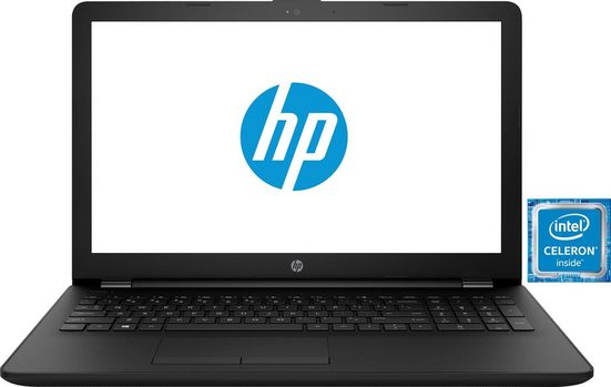 HP 15-bs001ng Notebook (39,6 cm/15,6 Zoll, Intel Celeron, 1000 GB HDD, inkl. Office 365 Personal (ESD)
