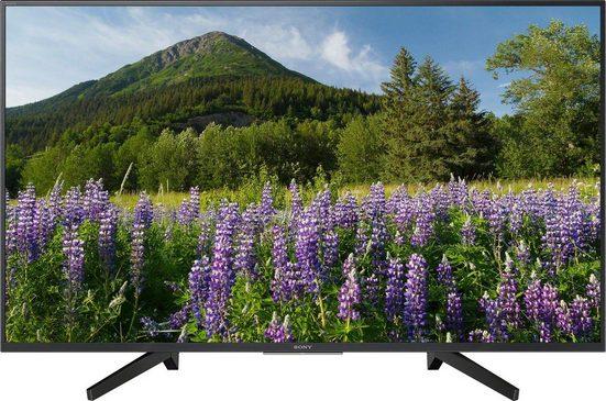 Sony KD49XF7005 LED-Fernseher (123 cm/49 Zoll, 4K Ultra HD, Smart-TV)