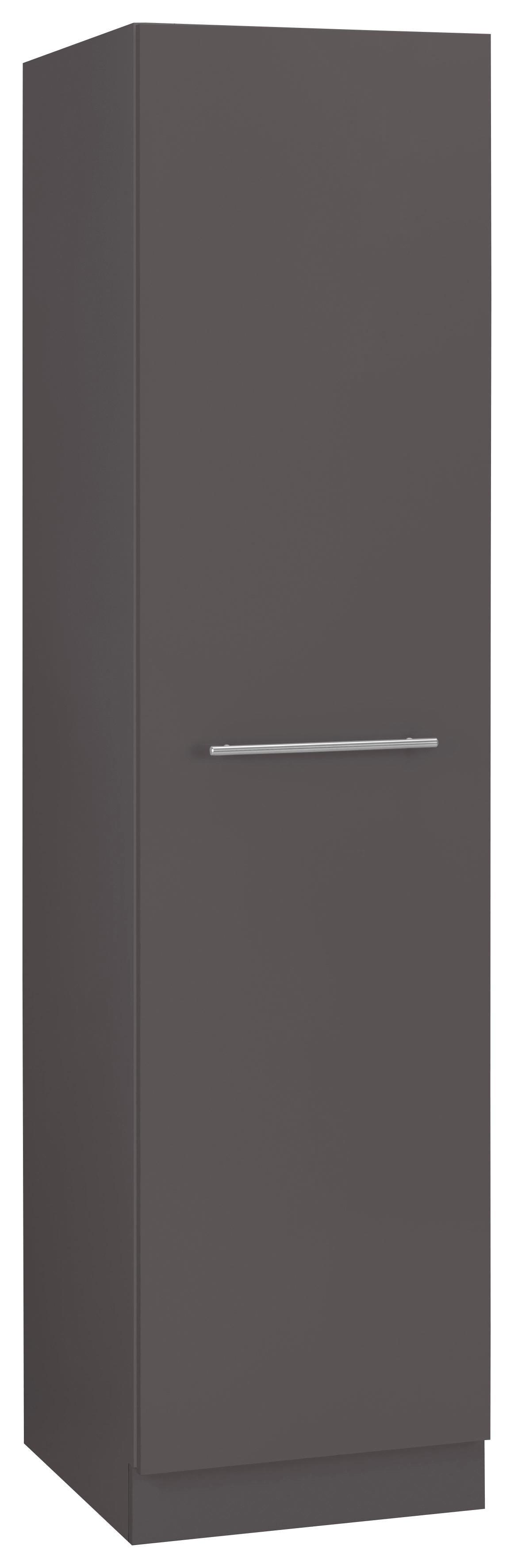 WIHO-Küchen Seitenschrank »Flexi2«   Wohnzimmer > Schränke > Weitere Schränke   Weiß - Rot - Glanz   Melamin   wiho Küchen
