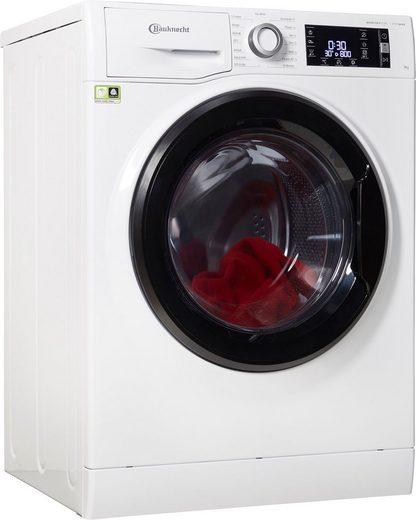 BAUKNECHT Waschmaschine WM Elite 722 C, 7 kg, 1400 U/min
