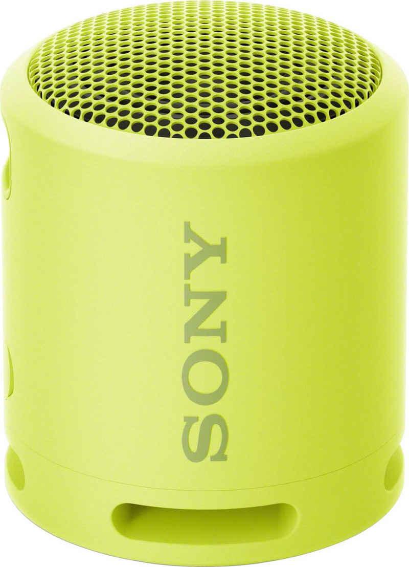 Sony SRS-XB13 Tragbarer Bluetooth-Lautsprecher