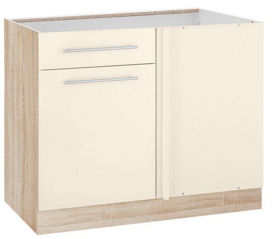 wiho Küchen Eckunterschrank »Flexi2«