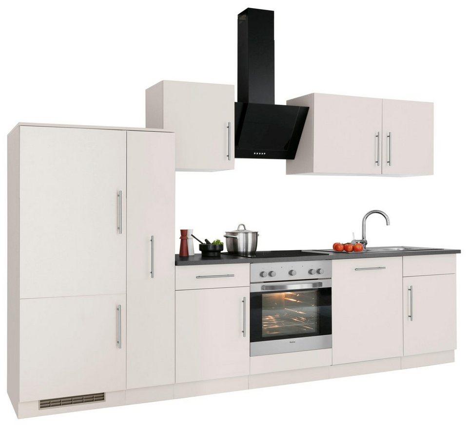 Fantastisch Küchenfarben Mit Weißen Schränken Und Edelstahl Geräte ...