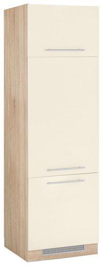 wiho Küchen Kühlumbauschrank »Flexi2«