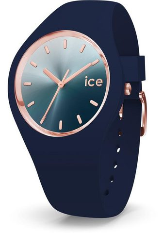 Часы »ICE sunset - Blue - Medium...