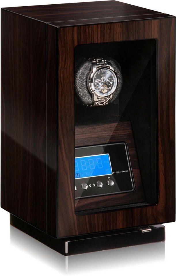 Boxy Uhrenbeweger »Boxy BLDC für 1 Uhr, 309416«   Uhren > Uhrenbeweger   Braun   Boxy