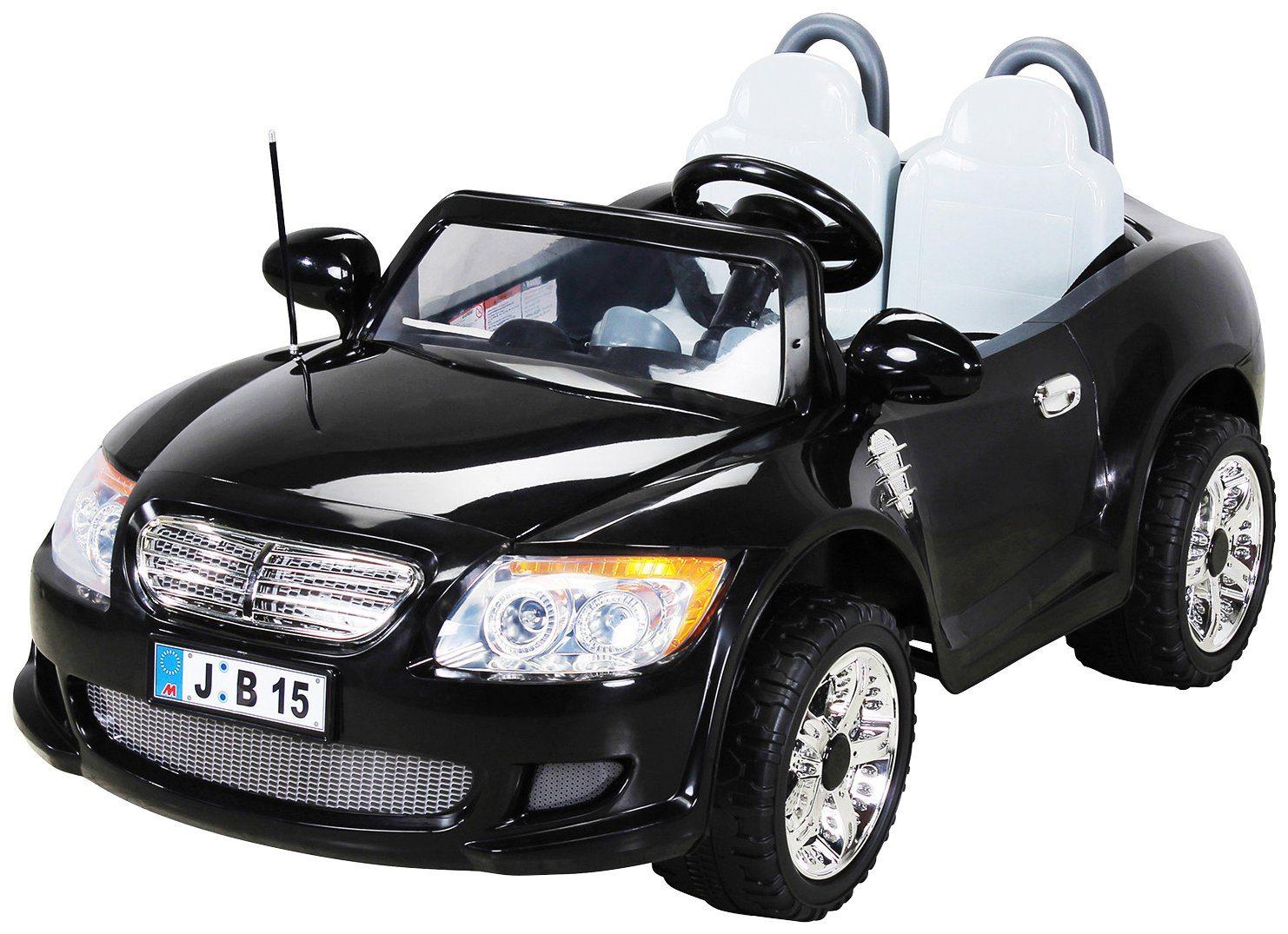 ACTIONBIKES MOTORS Elektroauto »B15«, für Kinder ab 3 Jahre, 2-Sitzer, elektrisch, 90 Watt
