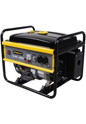 STANLEY Elektros generatorius »E-SG 4000« 35 k...