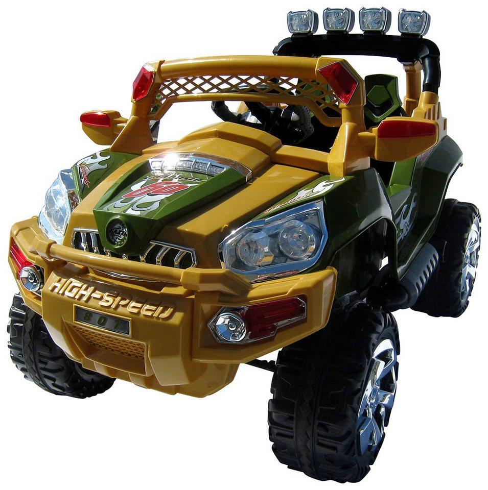 ACTIONBIKES MOTORS Elektroauto »Jeep 801«, für Kinder ab 3 Jahre ...