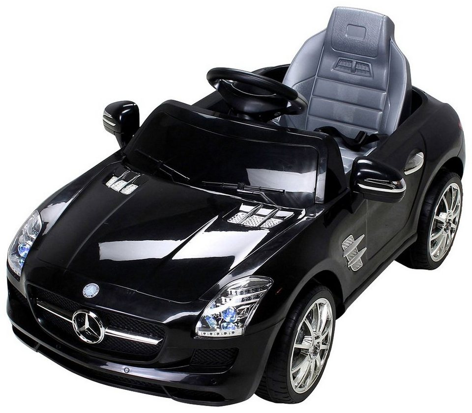 actionbikes motors elektroauto mercedes sls amg f r. Black Bedroom Furniture Sets. Home Design Ideas