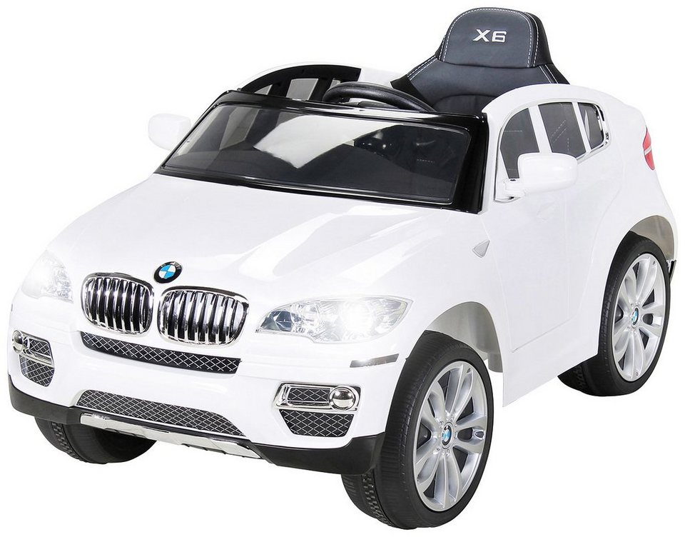 actionbikes motors elektroauto bmw x6 f r kinder ab 3. Black Bedroom Furniture Sets. Home Design Ideas