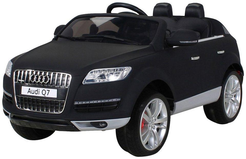 actionbikes motors elektroauto audi q7 suv f r kinder. Black Bedroom Furniture Sets. Home Design Ideas