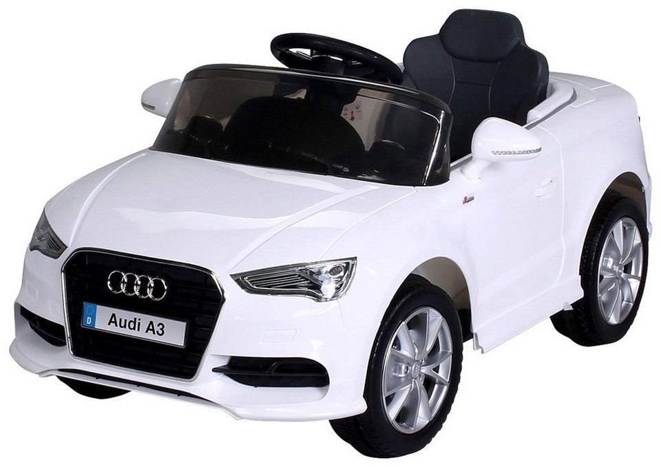 actionbikes motors elektroauto audi a3 f r kinder ab 3. Black Bedroom Furniture Sets. Home Design Ideas
